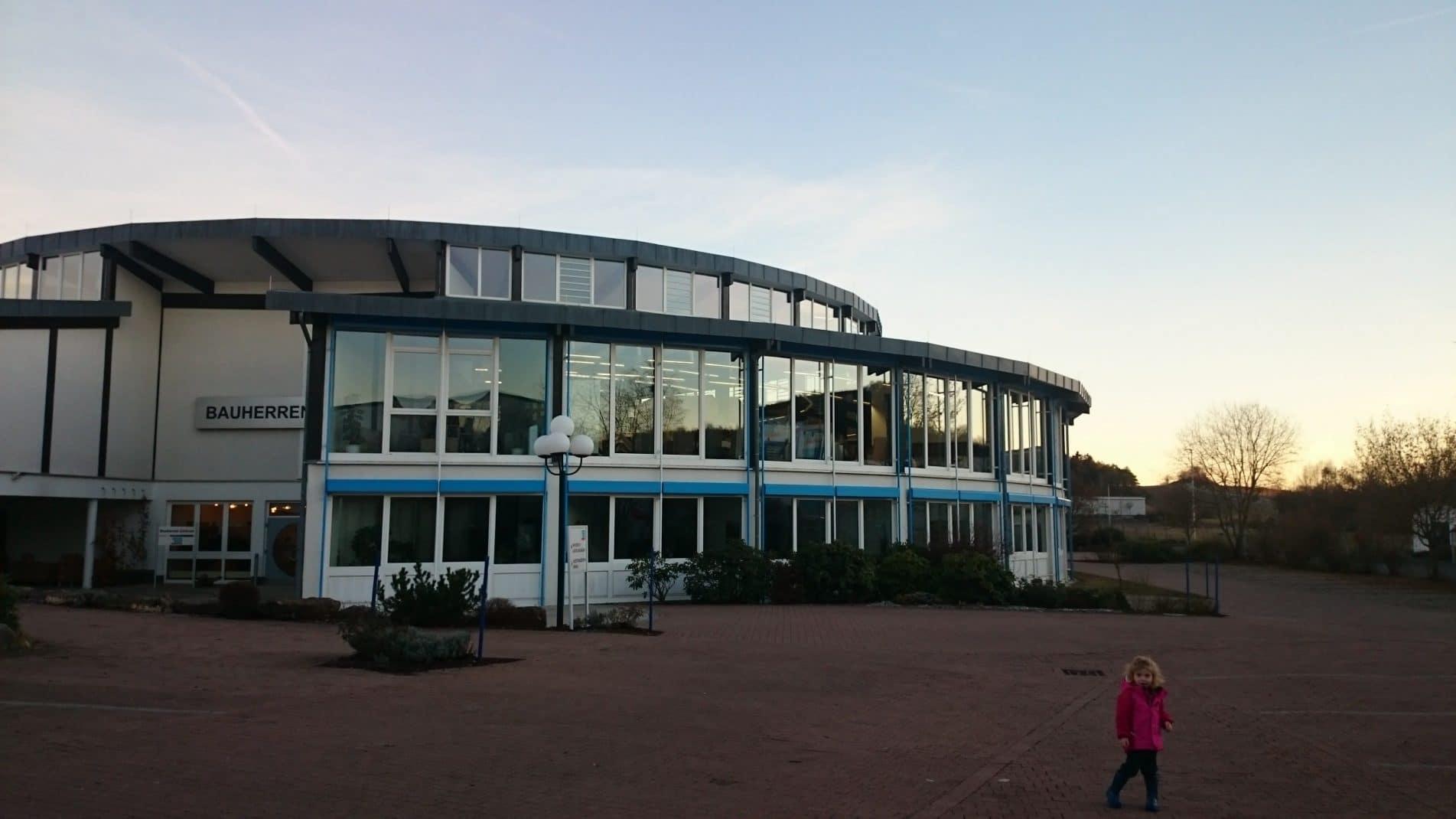 Bemusterung im Bauherrenzentrum Hanse Haus