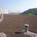 Dachbegrünung Substrat