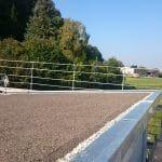 Verzinktes Dach mit Dachbegrünung / Substratg
