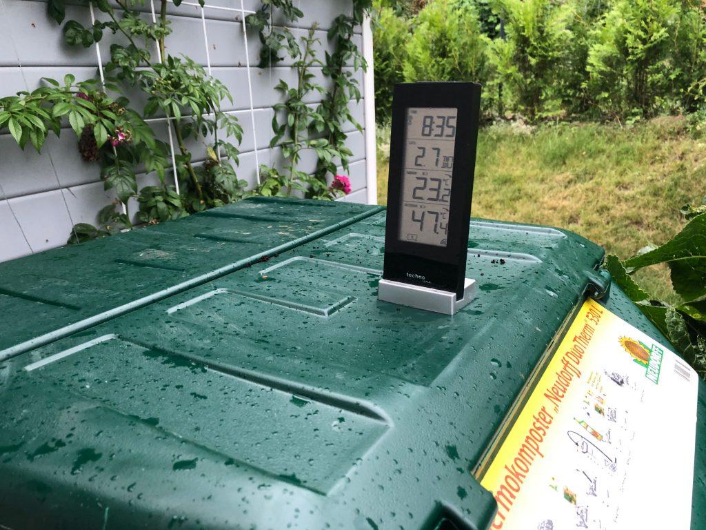 Thermokomposter von Neudorff Test und Erfahrung